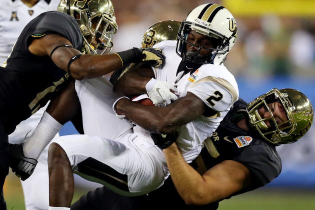 Baylor's Defense Ready to Emerge from Offense's Shadow in 2014 Season