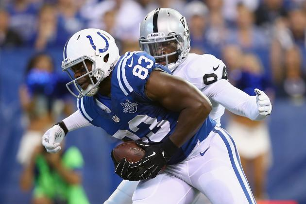 Why Dwayne Allen Is the Colts' Secret Weapon for the 2014 Season