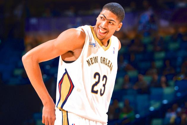 Why Anthony Davis Is the Perfect Power Forward for the Modern-Day NBA