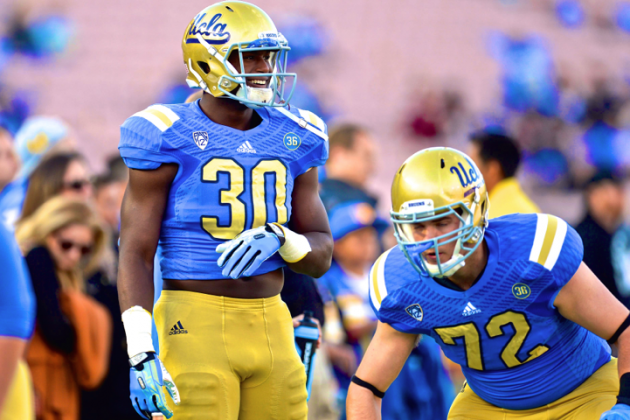 With the Heisman Trophy in Sight, UCLA's Myles Jack Is Shooting for the Stars