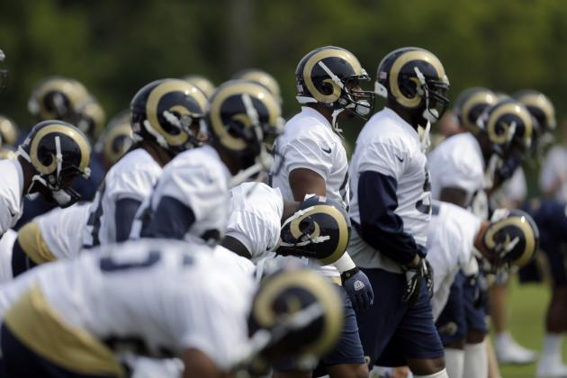 St. Louis Rams Training Camp: Early Storylines to Watch