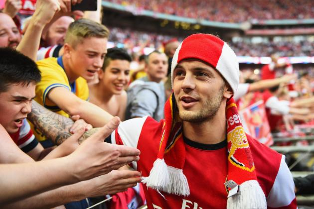 Where Does Jack Wilshere Fit in Arsenal's Future?