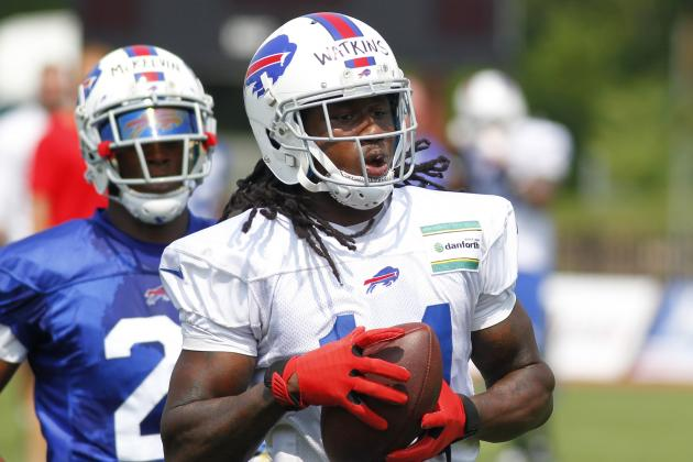 Sammy Watkins Is Key to EJ Manuel's Success or Failure with the Buffalo Bills