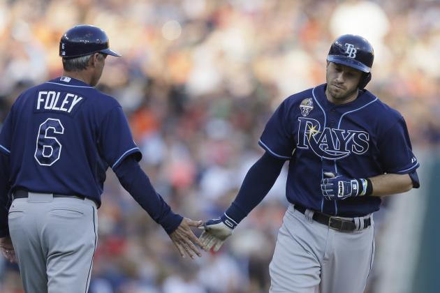 Rays' Evan Longoria Breaks Franchise Record for Career Doubles, Ties RBI Mark