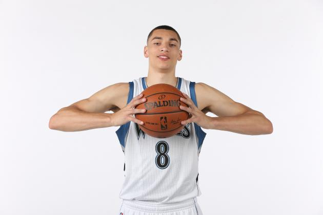 Why Minnesota Timberwolves' Zach LaVine Will Be a Stud