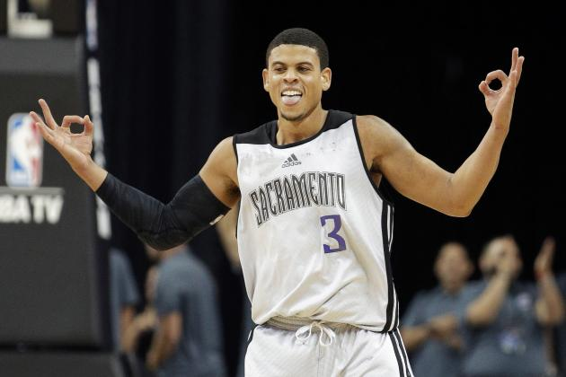 Ray McCallum Wins Las Vegas NBA Summer League 2014 Championship MVP Award