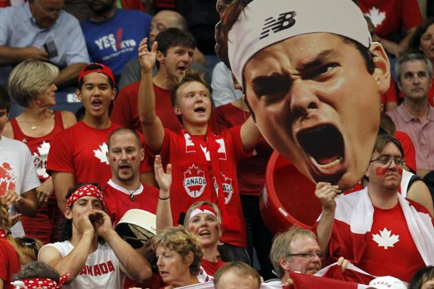 Has Canada Bypassed the United States As North America's Tennis Power?