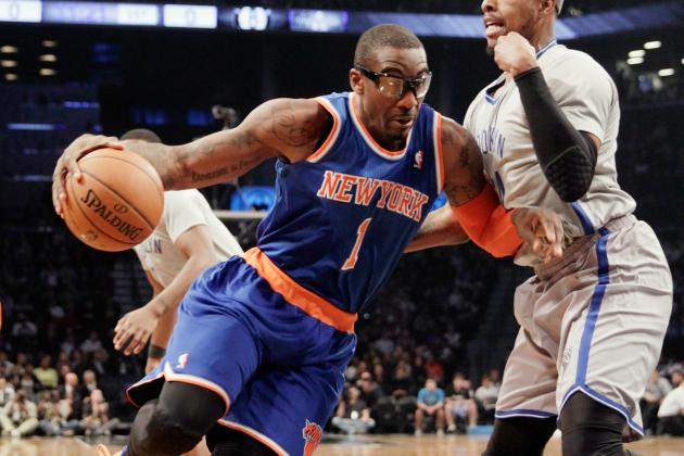 Why NY Knicks Need Whatever They Can Get from Amar'e Stoudemire Next Season