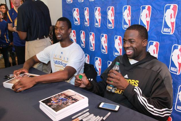 Report: Barnes, Draymond Added to Select Team