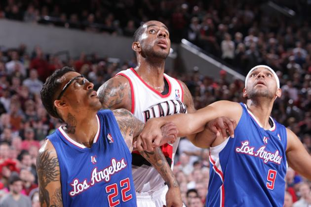 What's the Answer for LA Clippers' Small Forward Position?