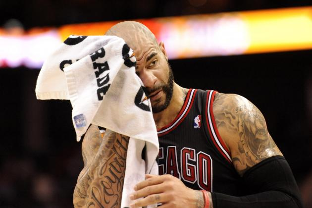 Does Carlos Boozer Really Deserve Punch-Line Status?