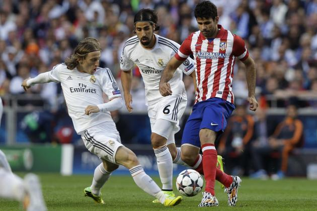 Why Luka Modric Offers Much More to Real Madrid Than Sami Khedira