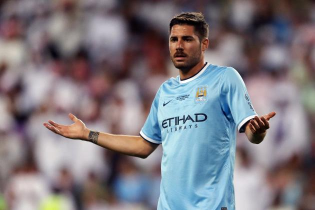Javi Garcia Emerges as Favourite to Leave as Man City Look to Comply with Rules