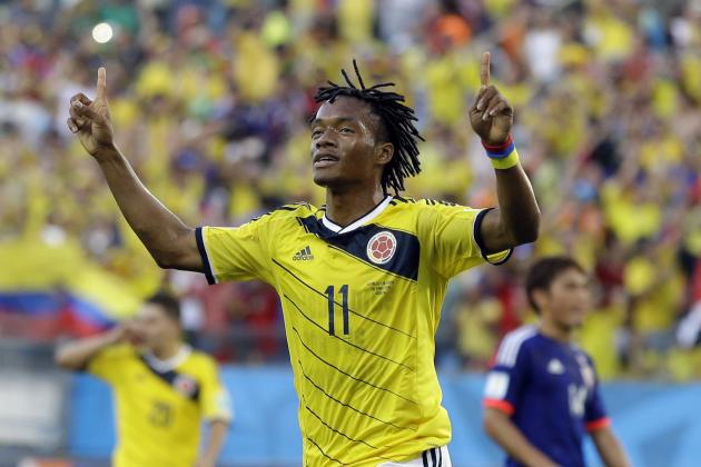 Manchester United Transfer News: Juan Cuadrado Bid Reported in Spain