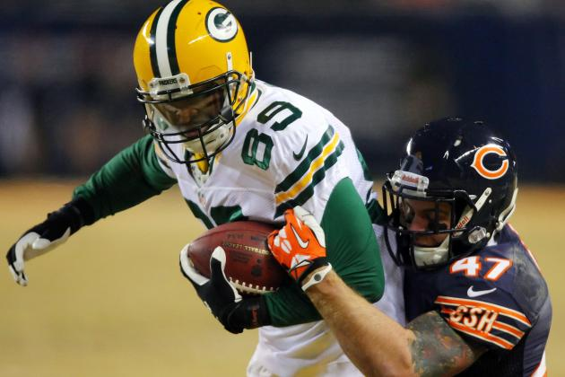 Bears' Chris Conte: 'I'm Confident in the Player I Am'