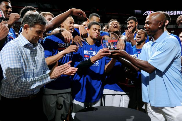 Las Vegas Summer League 2014: Standout Performers from Championship Game