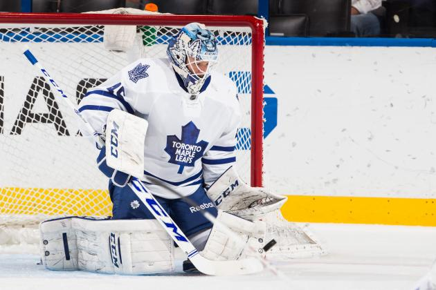 Is Jonathan Bernier a Potential Vezina Trophy Winner for Maple Leafs in 2014-15?