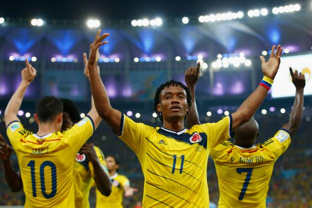Juan Cuadrado Would Be an Ideal Fit for Louis van Gaal's Manchester United