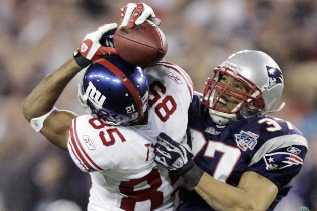 David Tyree Hired as Director of Player Development
