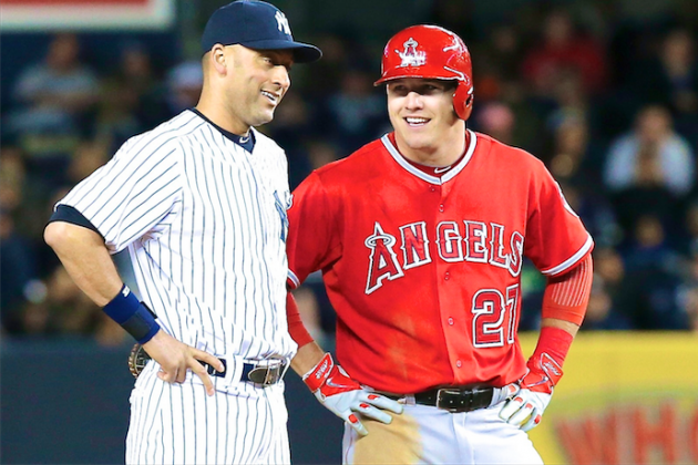 Scott Miller's Starting 9: Mike Trout's Easy Road to Becoming New Face of MLB