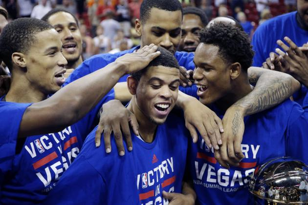 NBA Summer League Championship 2014: Top Storylines from Rockets vs. Kings Clash
