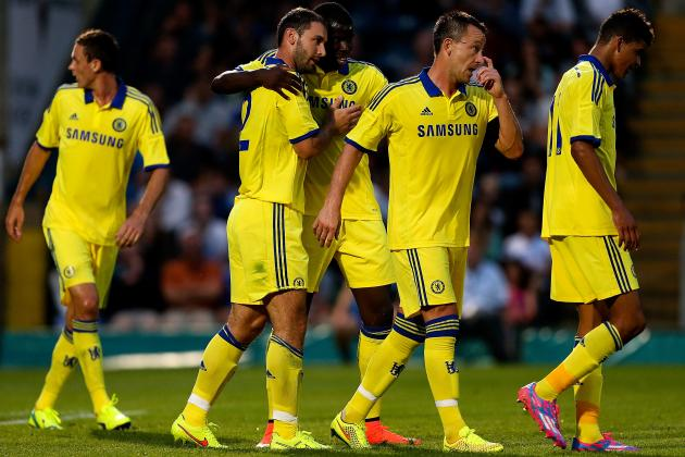 RZ Pellets vs. Chelsea: Date, Time, Live Stream, TV Info and Preview
