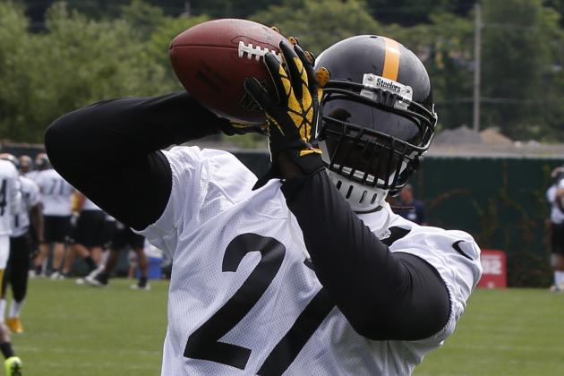 Steelers' Mail: Upgrades at Running Back