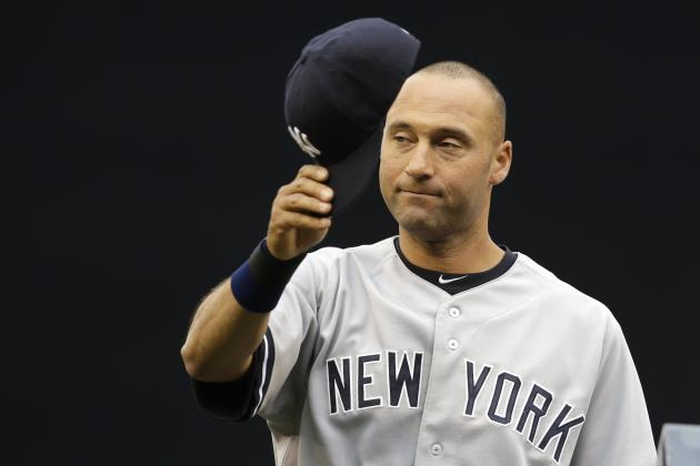 Yankees Tickets for Jeter Ceremony Up 380%, Now Most Expensive MLB Game...