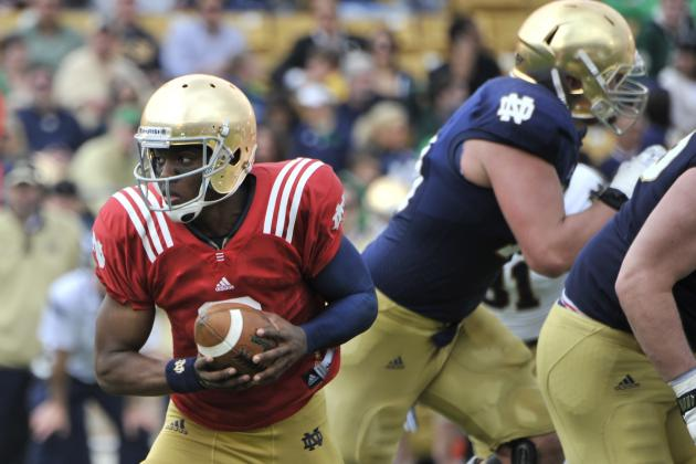 Previewing Notre Dame's Schedule: The 'Easy' Games