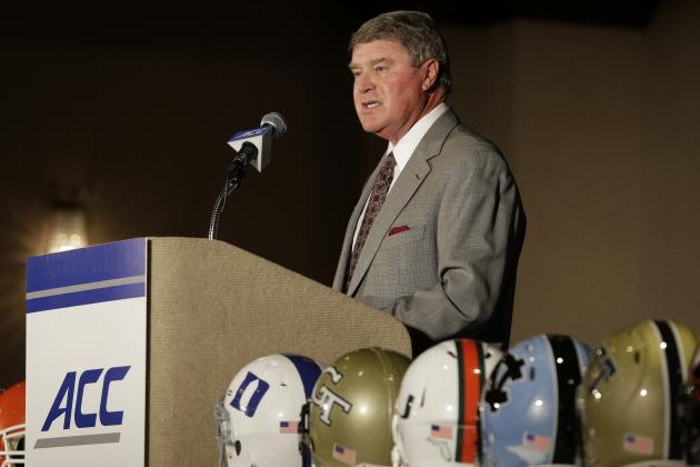 Swofford Reflects on ACC Surviving the Expansion Wars