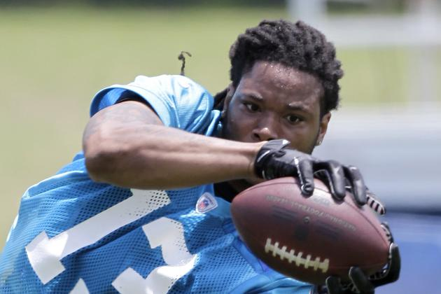 Kelvin Benjamin Blessed to Work with Cam Newton