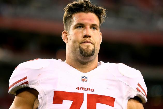 49ers Have Battle at Right Guard ... Until Boone Comes in