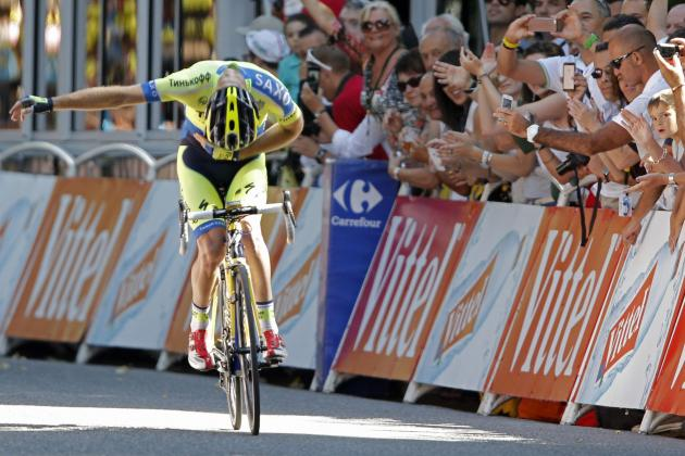 Tour De France 2014: Stage 16 Winner, Results and Updated Leaderboard Standings
