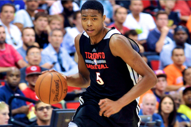 Will Bruno Caboclo Be the Latest Long-Term Prospect to Speed Up Development?