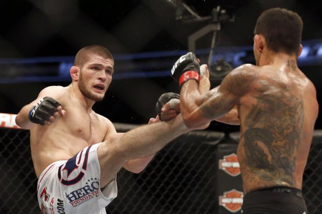 UFC Lightweight Contender Khabib Nurmagomedov Set for Surgery for Torn Meniscus