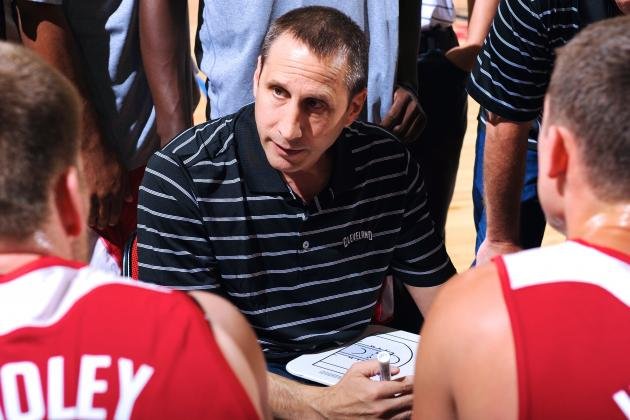 David Blatt's Biggest Scheme Challenges with Much-Improved Cleveland Cavaliers