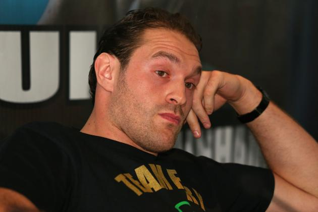 How Will the Dereck Chisora Disappointment Affect Tyson Fury?