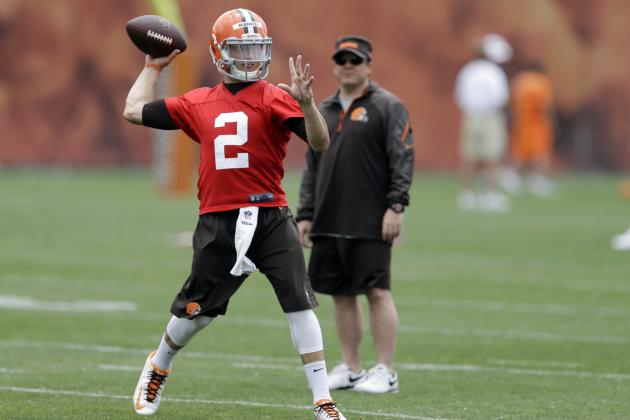 Manziel Bests 49ers' Kap for NFL's Top-Selling Jersey