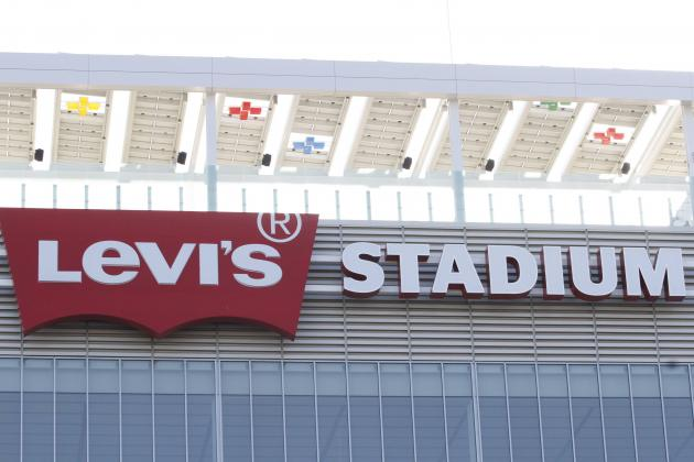Levi's Stadium Tallies First Arrest When Wanted Man Nabbed for Trespassing