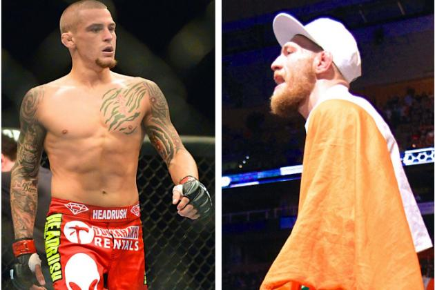 Dustin Poirier Stokes Flame War with 'Not Even Top 10' Conor McGregor