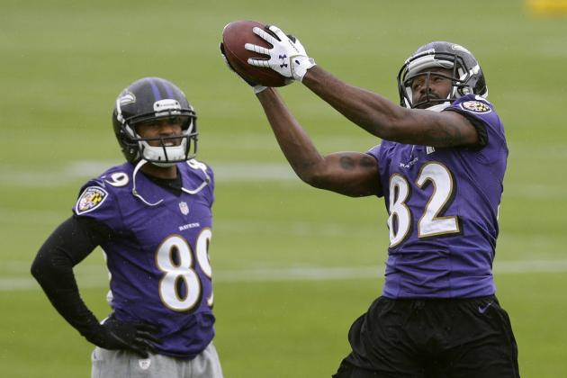Debate: Who Will Be Ravens' Top 5 Offensive Studs?