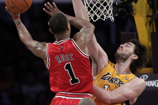 How Pau Gasol and Derrick Rose Will Make Each Other Better