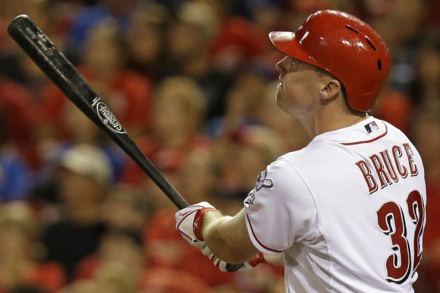 Cincinnati Reds: Jay Bruce Revival Key to Team's Success