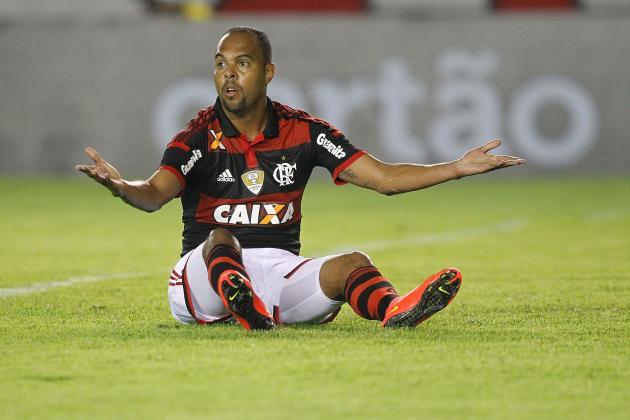 Alecsandro informa desejo de ficar para o restante do Brasileiro