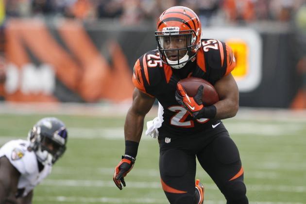 Is Giovani Bernard Ready to Break into NFL's Running Back Elite?