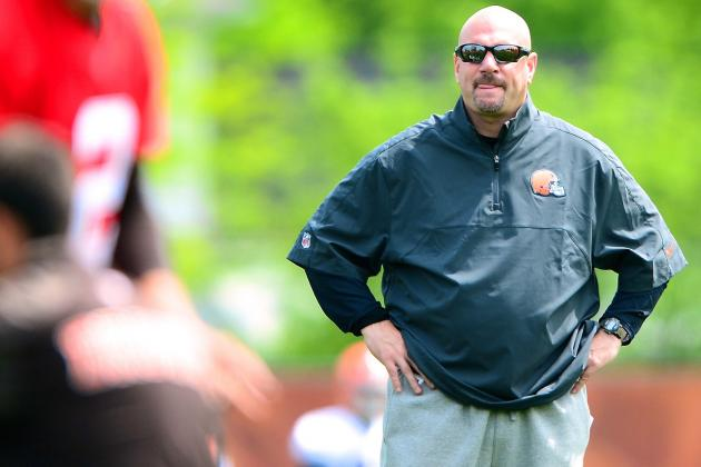 Browns Coach Mike Pettine Comments on Johnny Manziel's Lifestyle and Work Ethic