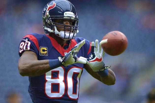 Andre Johnson Trade Rumors: Latest Buzz and Speculation Surrounding Texans WR