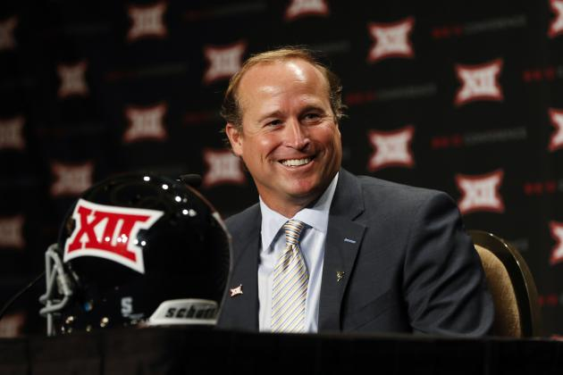 Holgorsen Would Welcome Back 'Backyard Brawl'