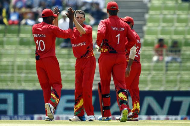 Zimbabwe vs. Afghanistan, 4th ODI: Date, Time, Live Stream, TV Info and Preview