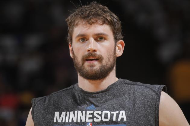 NBA Rumors: Latest Chatter Around Kevin Love, Andrew Wiggins and More